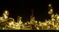 [工場][夜景][工場夜景][四日市]黄金の要塞