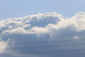[空][雲]浮かぶ綿菓子