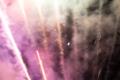 [高山][岐阜][手筒花火][花火]花火と月