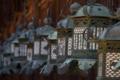 [春日大社][釣り灯篭][神社]釣り灯籠