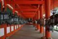 [春日大社][釣り灯篭][神社][回廊]回廊
