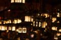 [春日大社][釣り灯篭][神社]闇に浮かぶ