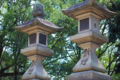 [神社][灯籠][春日大社]The Biggest Lanterns