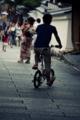 [京都][自転車][スナップ]Kyoto Rider