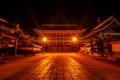 [寺][山門][夜景]Night Temple