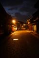 [関][夜景]関宿夜景