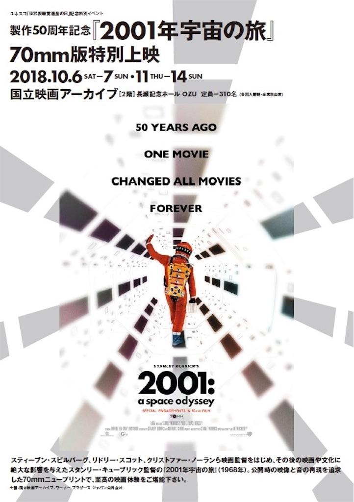 2001年宇宙の旅」IMAX版鑑賞レポ...
