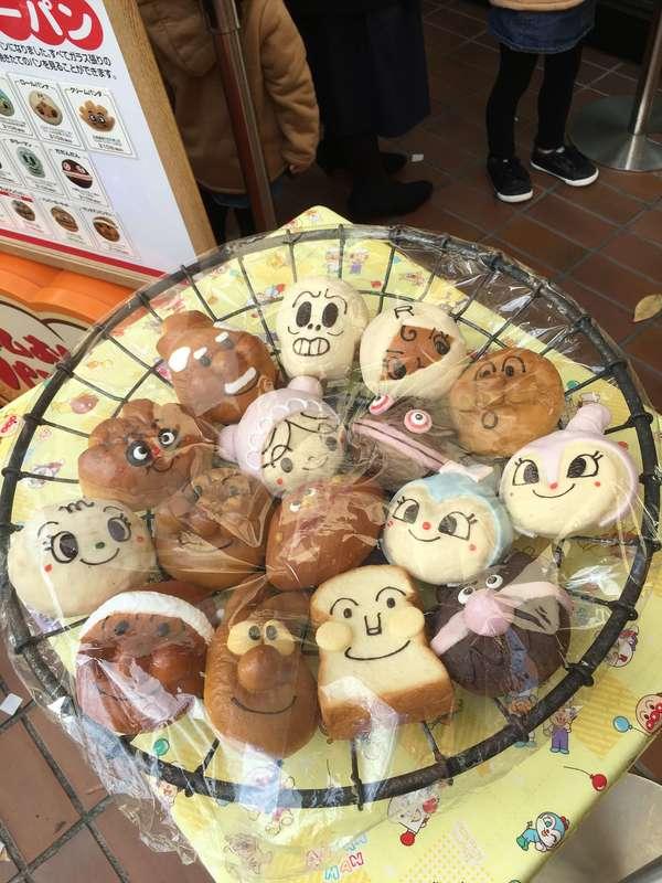 仙台アンパンマンこどもミュージアム パン