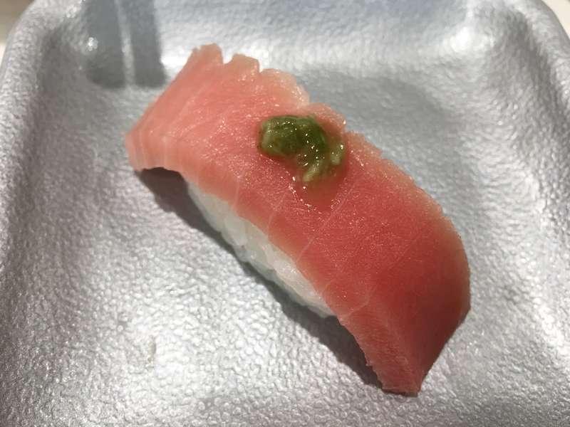 魚べい 本鮪中トロ