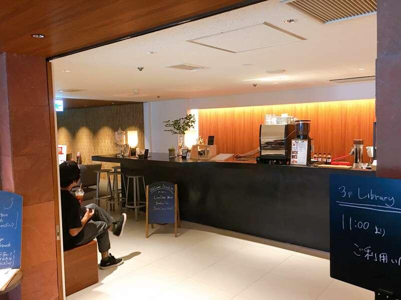 LIME CAFE 内観