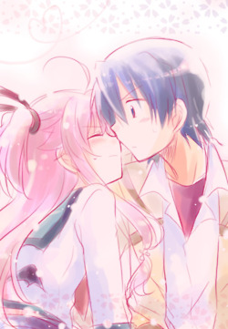 yui and hideki