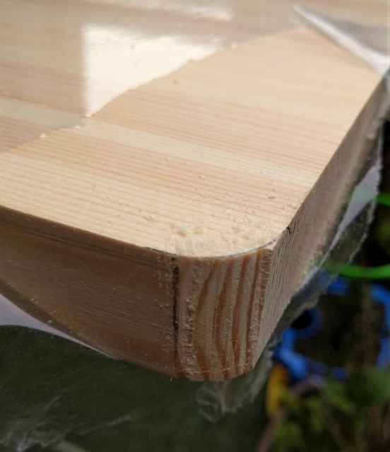 自作ワークテーブルの作り方10