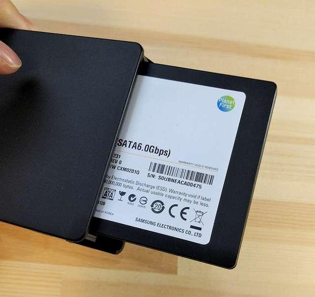 内蔵HDD、SSD用ドライブケースのおすすめ09