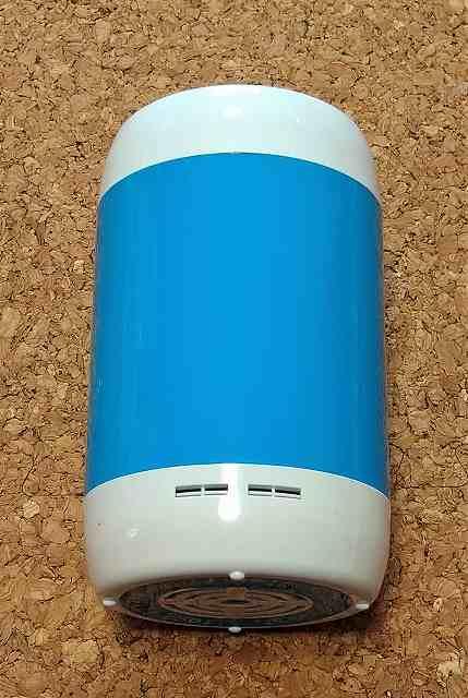 充電式簡易シャワーの形状1