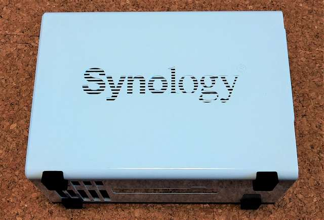 おすすめのNASキット「Synology DiskStation DS218j」06
