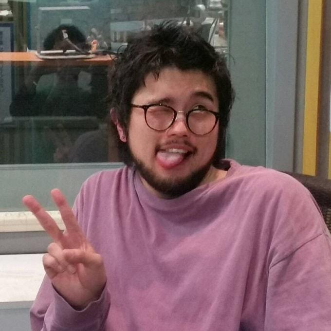 King Gnu 井口理のお茶目な写真