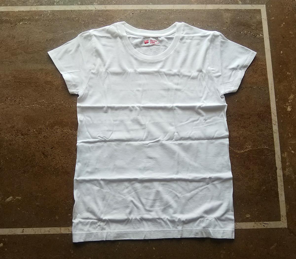 Hanes Tシャツ ジャパンフィット FOR HER