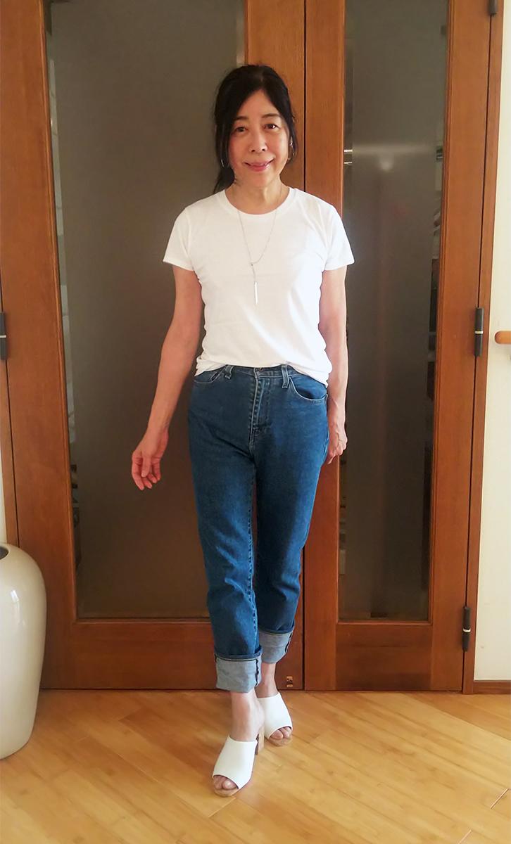 HanesTシャツ Mサイズ