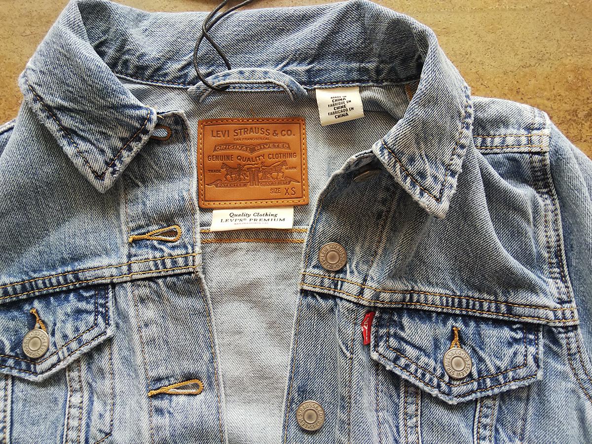LEVI'S デニムトラッカージャケット