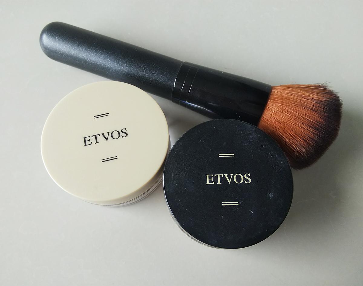 ETVOSのミネラルファンデ
