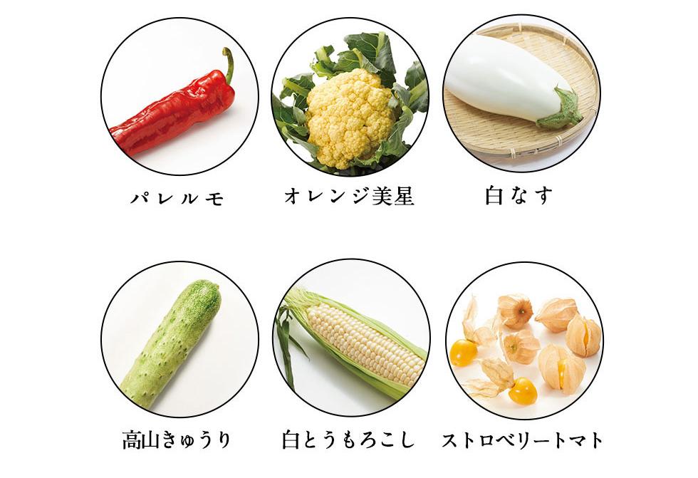 めずらし野菜