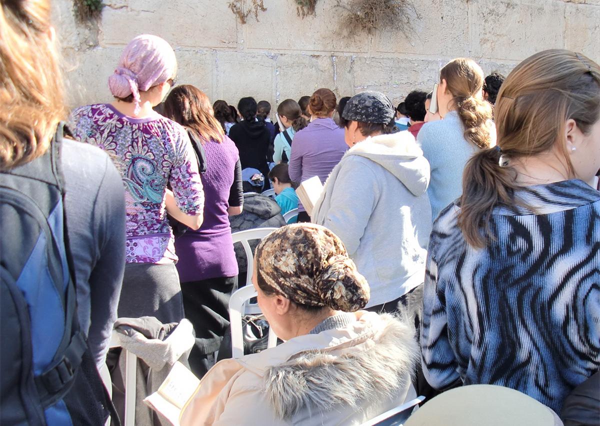 イスラエルの女性たち