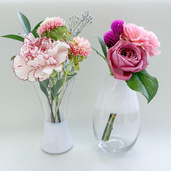 CLAYのセット花瓶