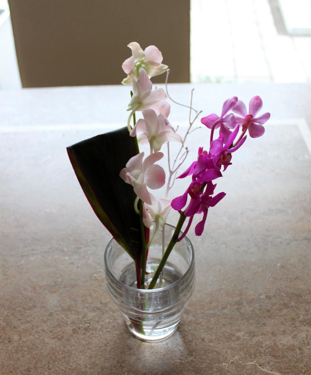 2回目の花束