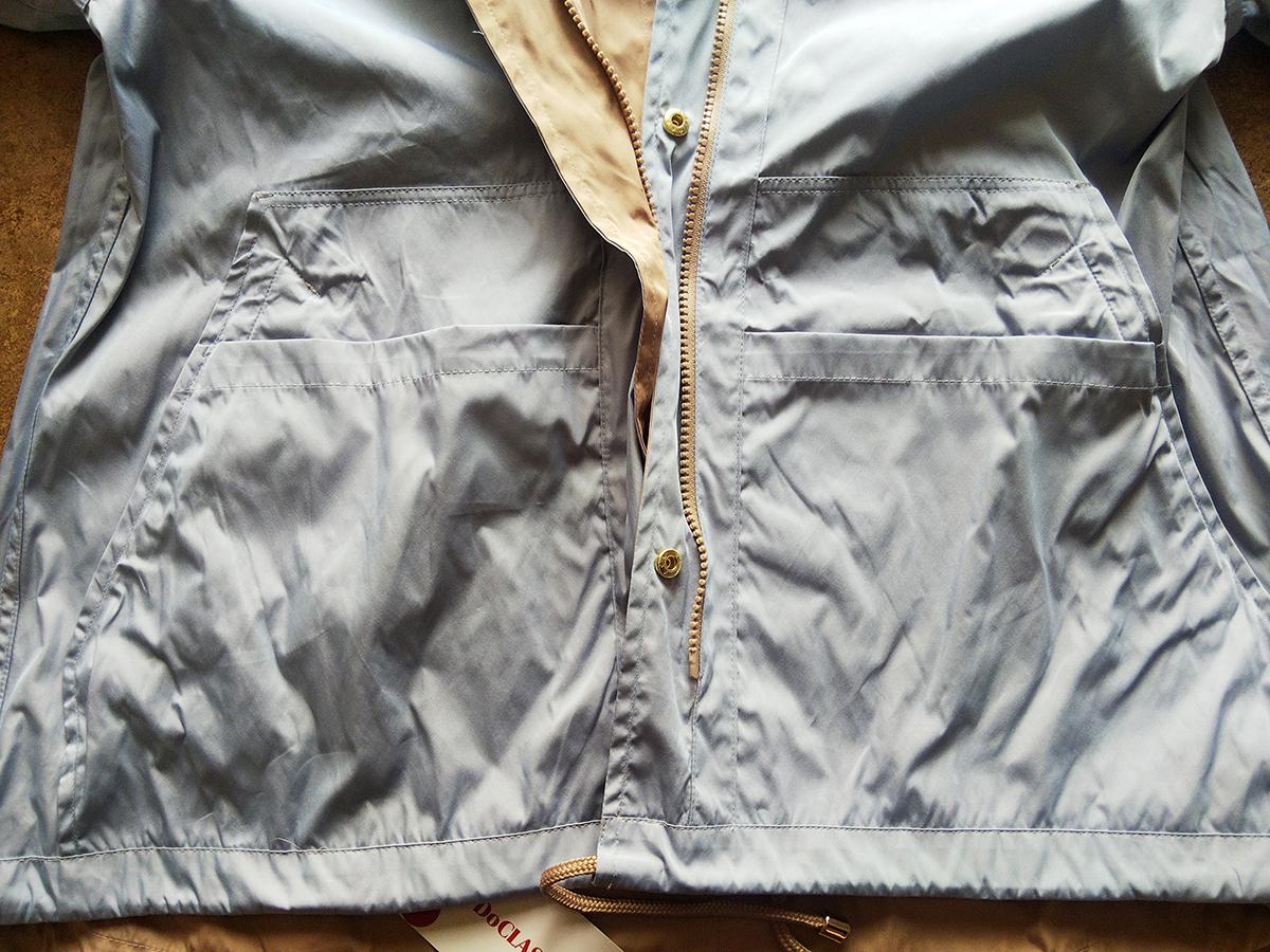 裏側のポケット