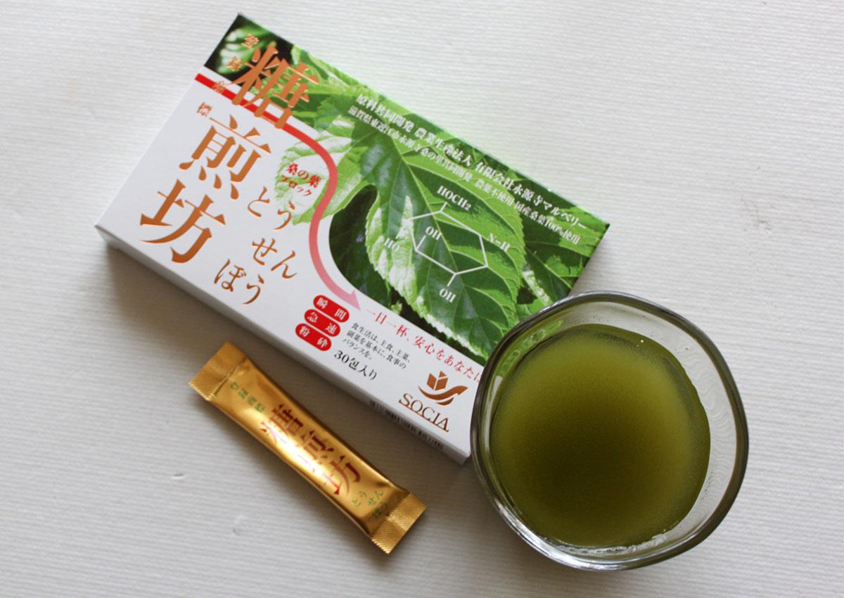 桑の葉茶「糖煎坊」