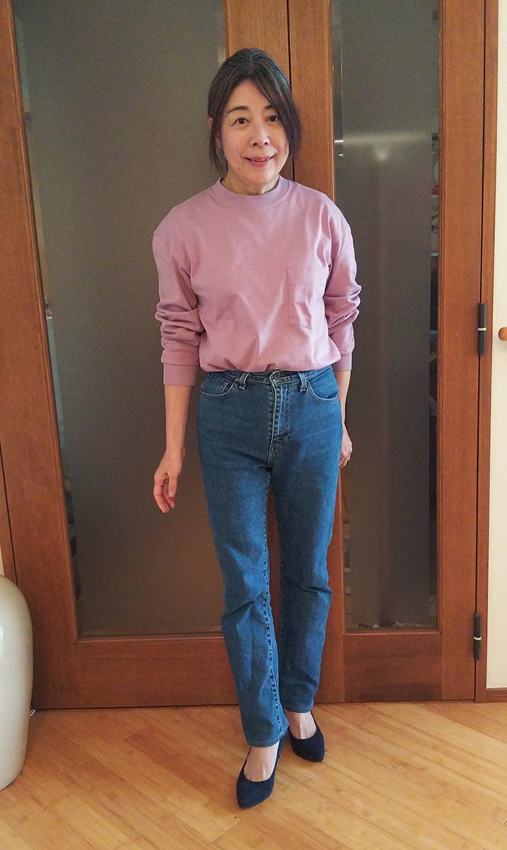 メンズの長袖