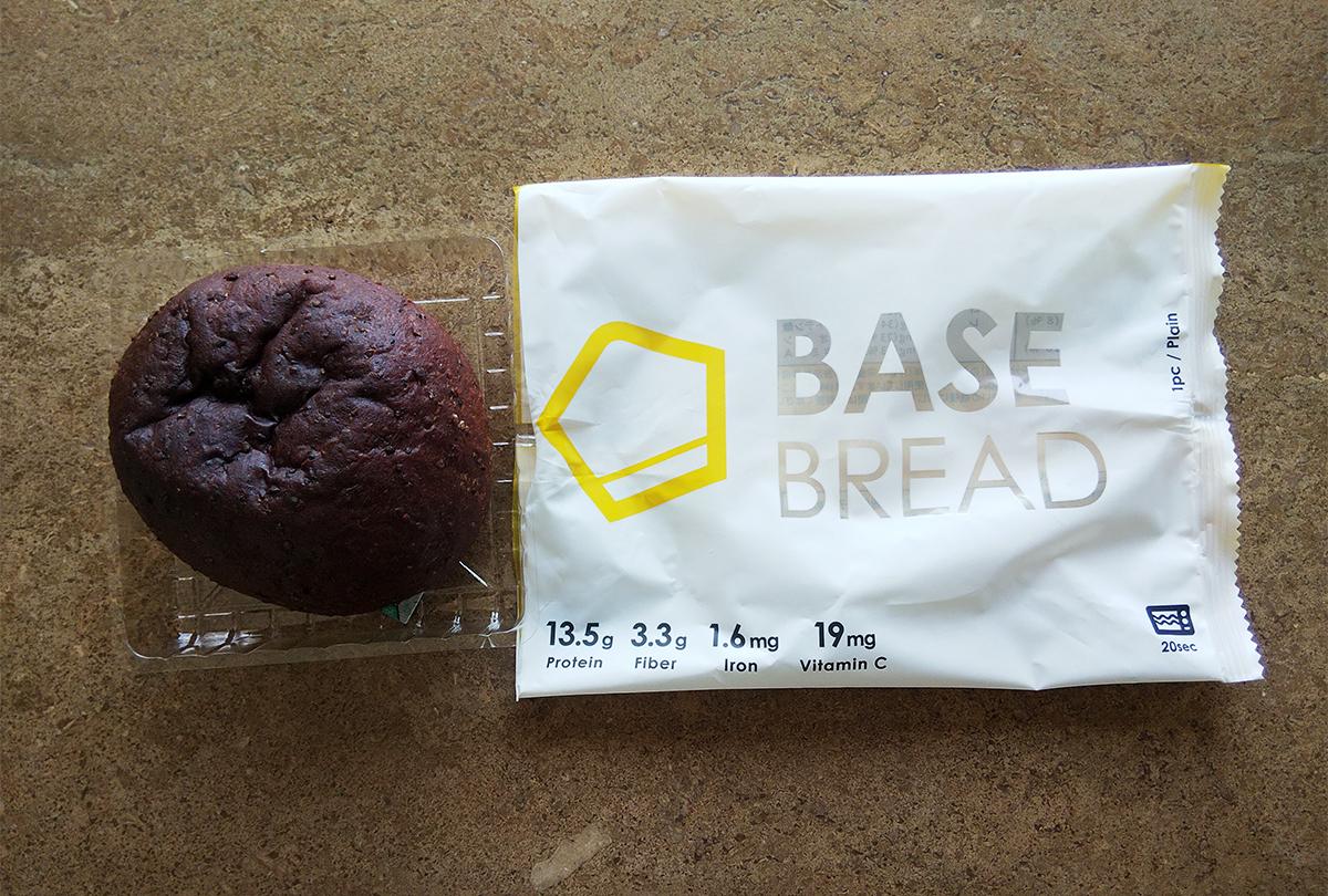 BASE BREADのプレーン