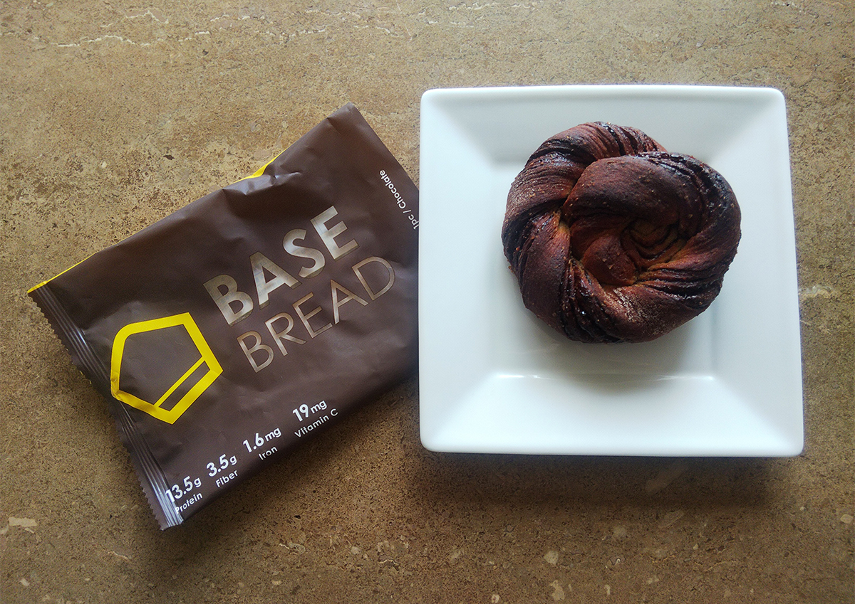 BASE BREAD(チョコレート)