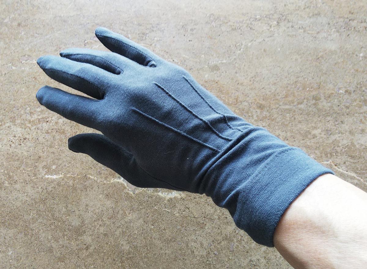 Doガード・抗ウイルス手袋(手の甲)