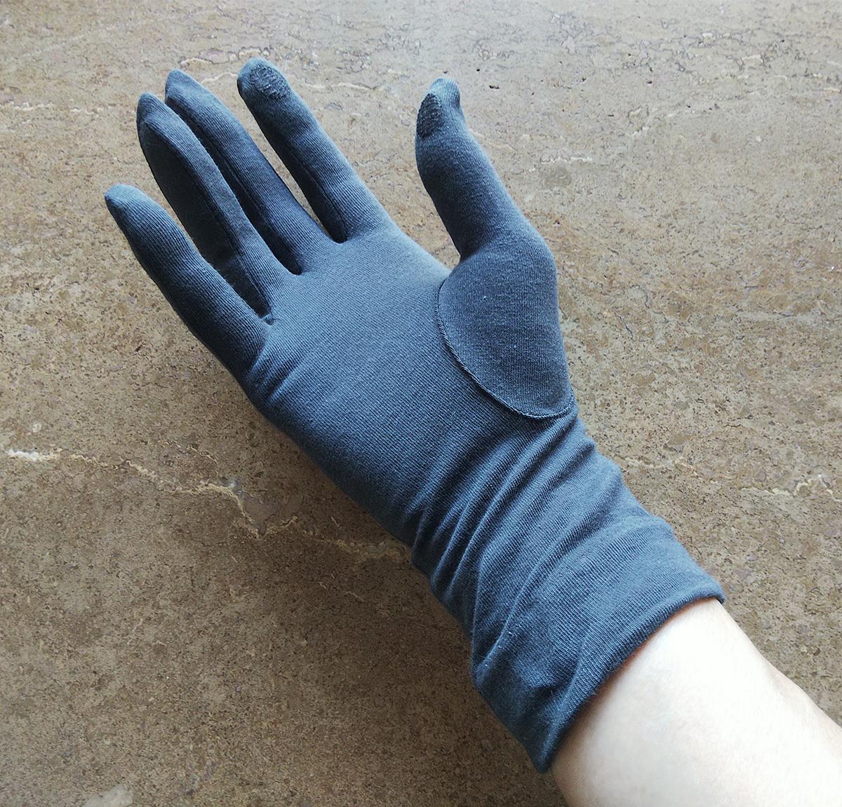 Doガード・抗ウイルス手袋(手のひら)