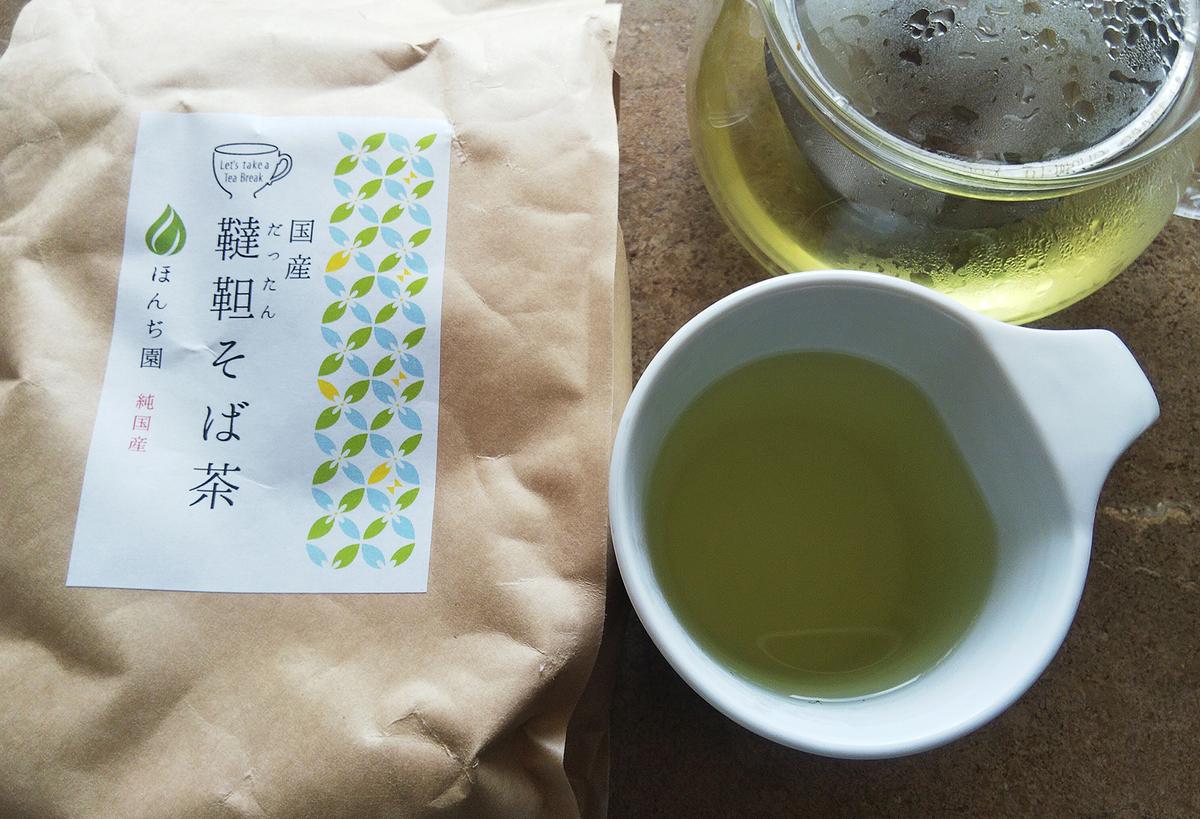 韃靼そば茶