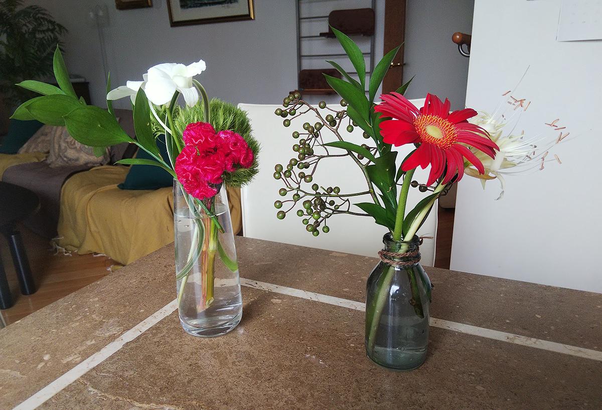 ブルーミーライフの花たち