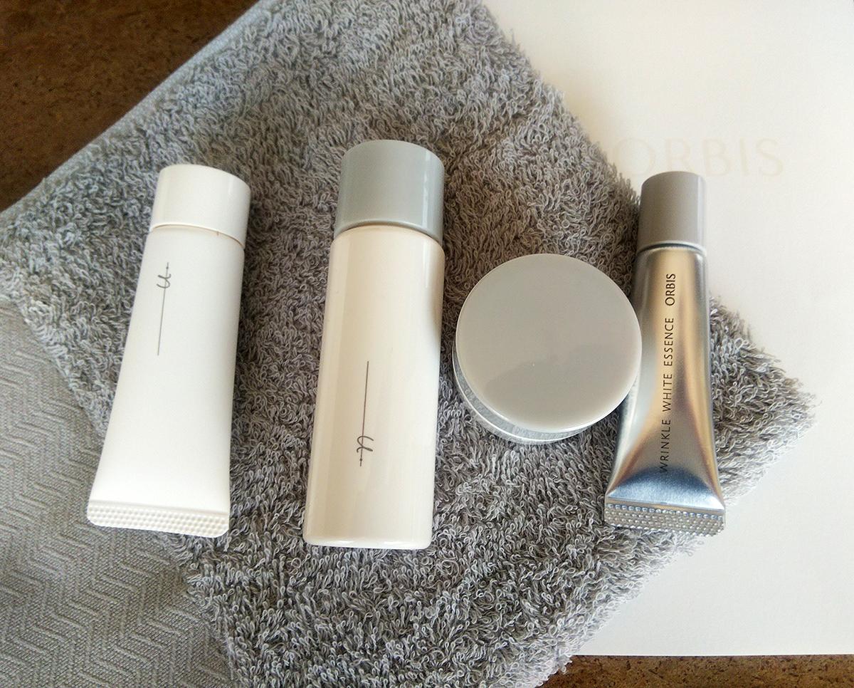 オルビスユードット7日間体験セット(シワ改善美容液7日分+ふわふわ抗菌タオル入り)