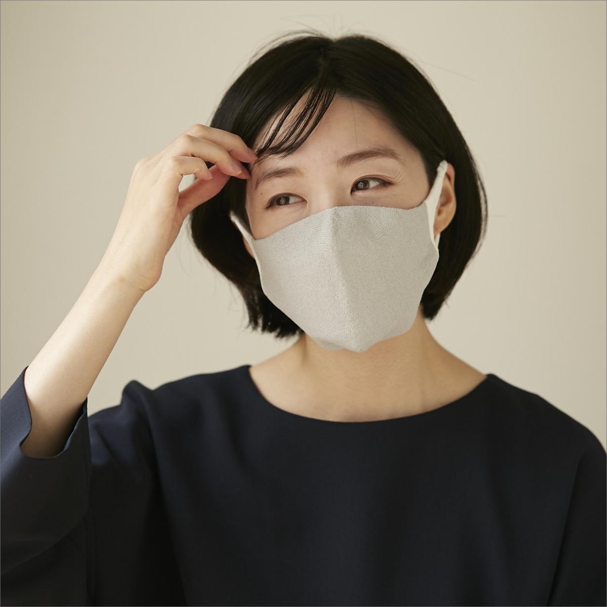 SASAWASHI/ニットマスク