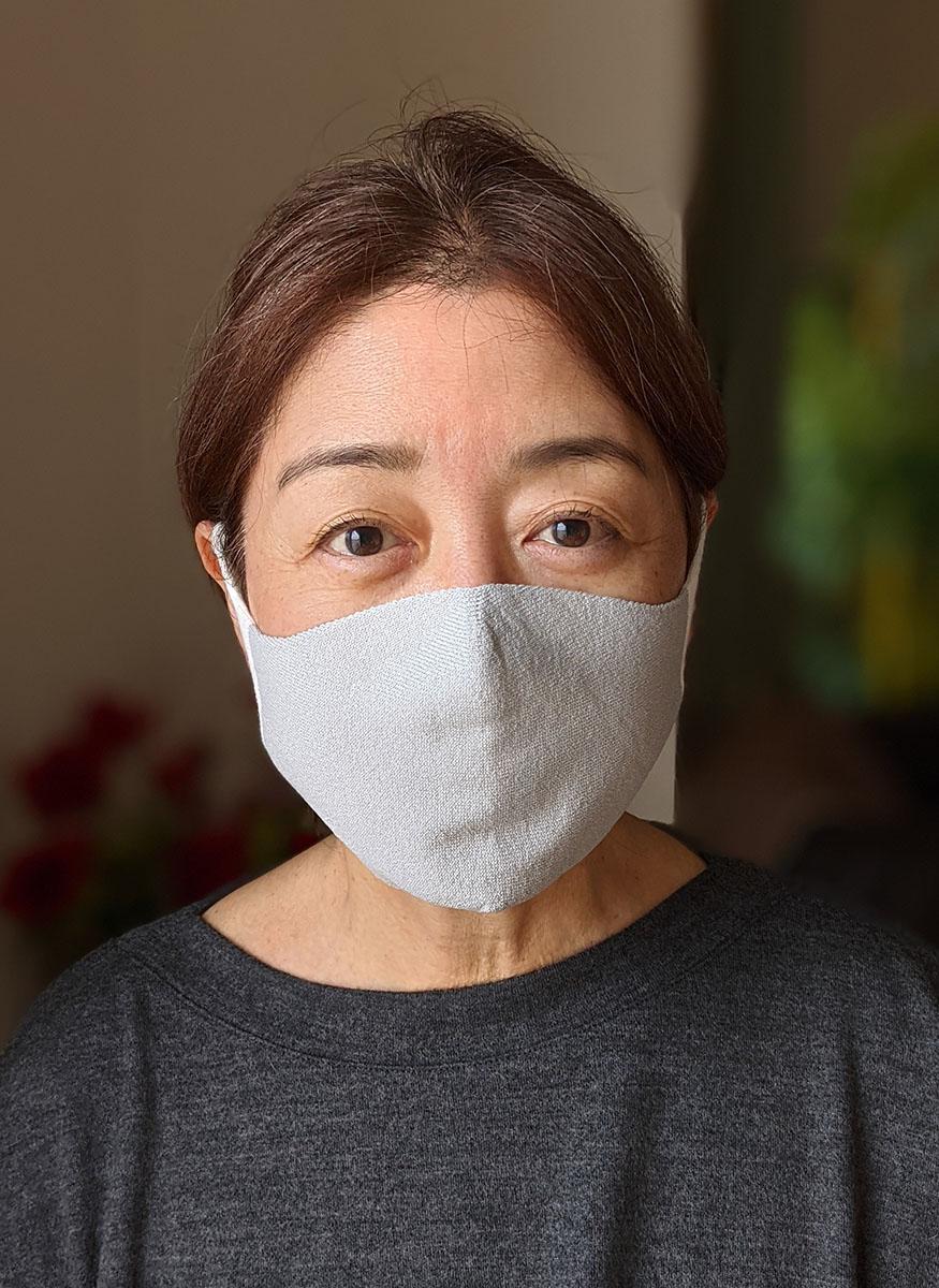 マスク(正面)