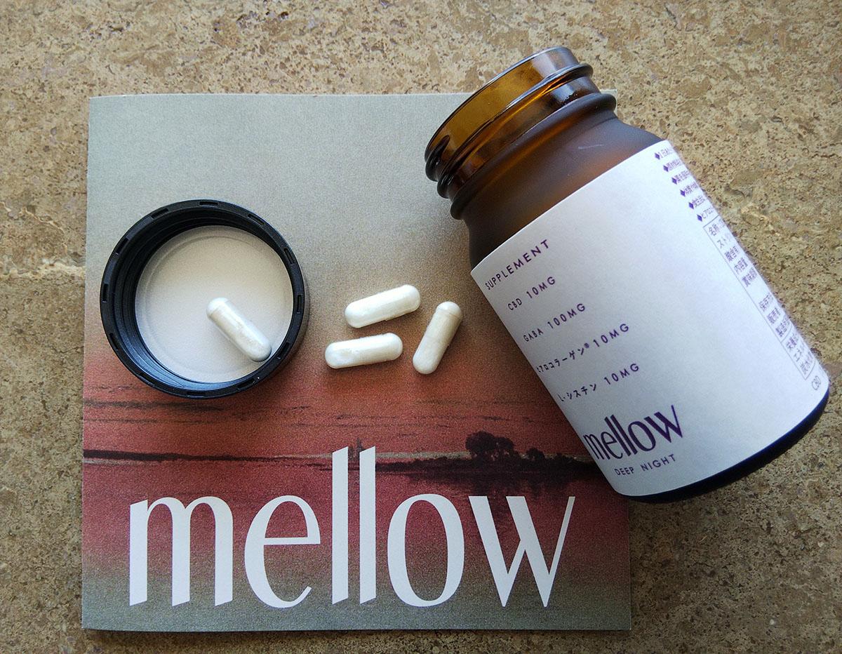 mellowのカプセル