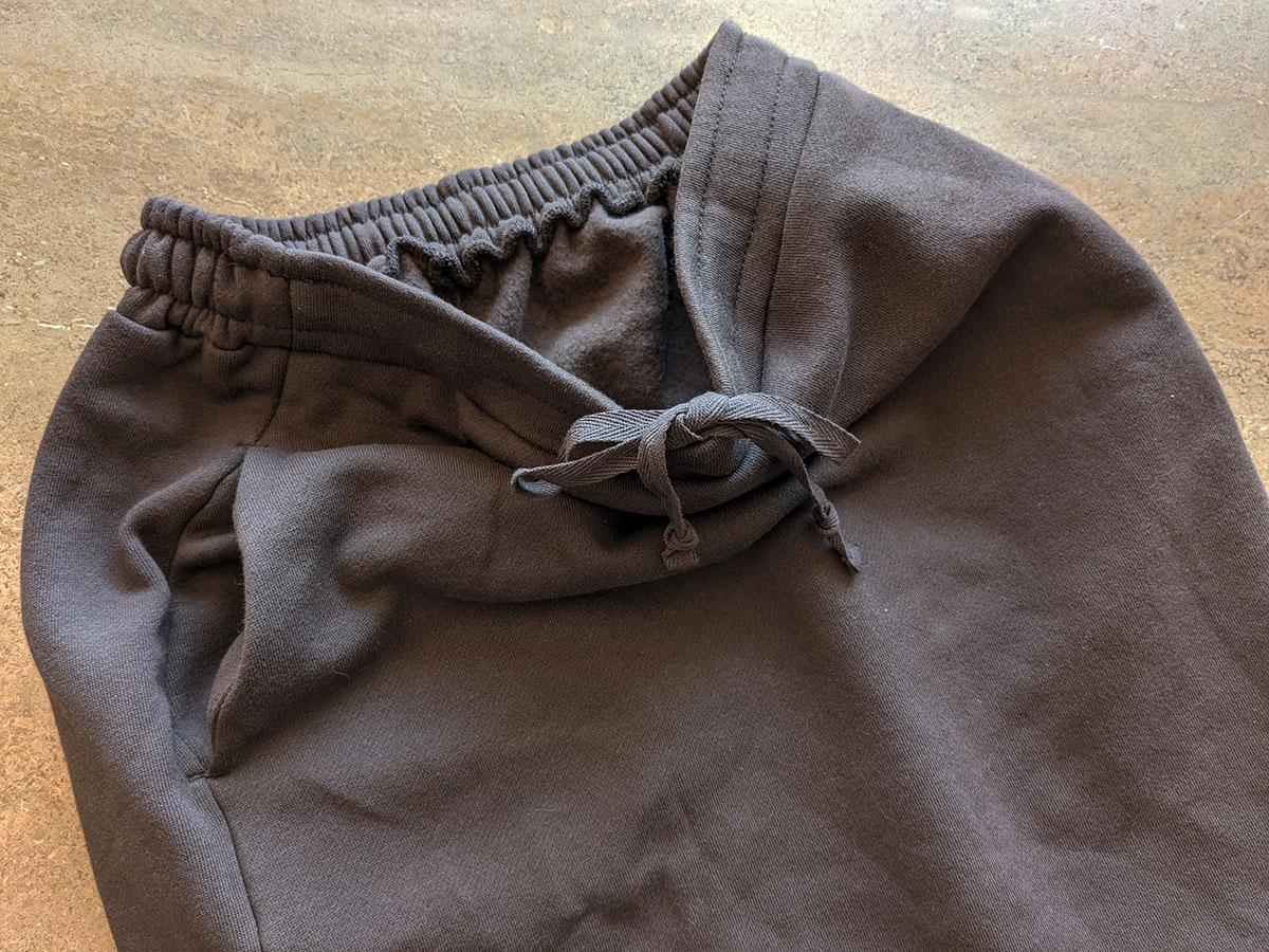 USAコットン裏起毛スカート