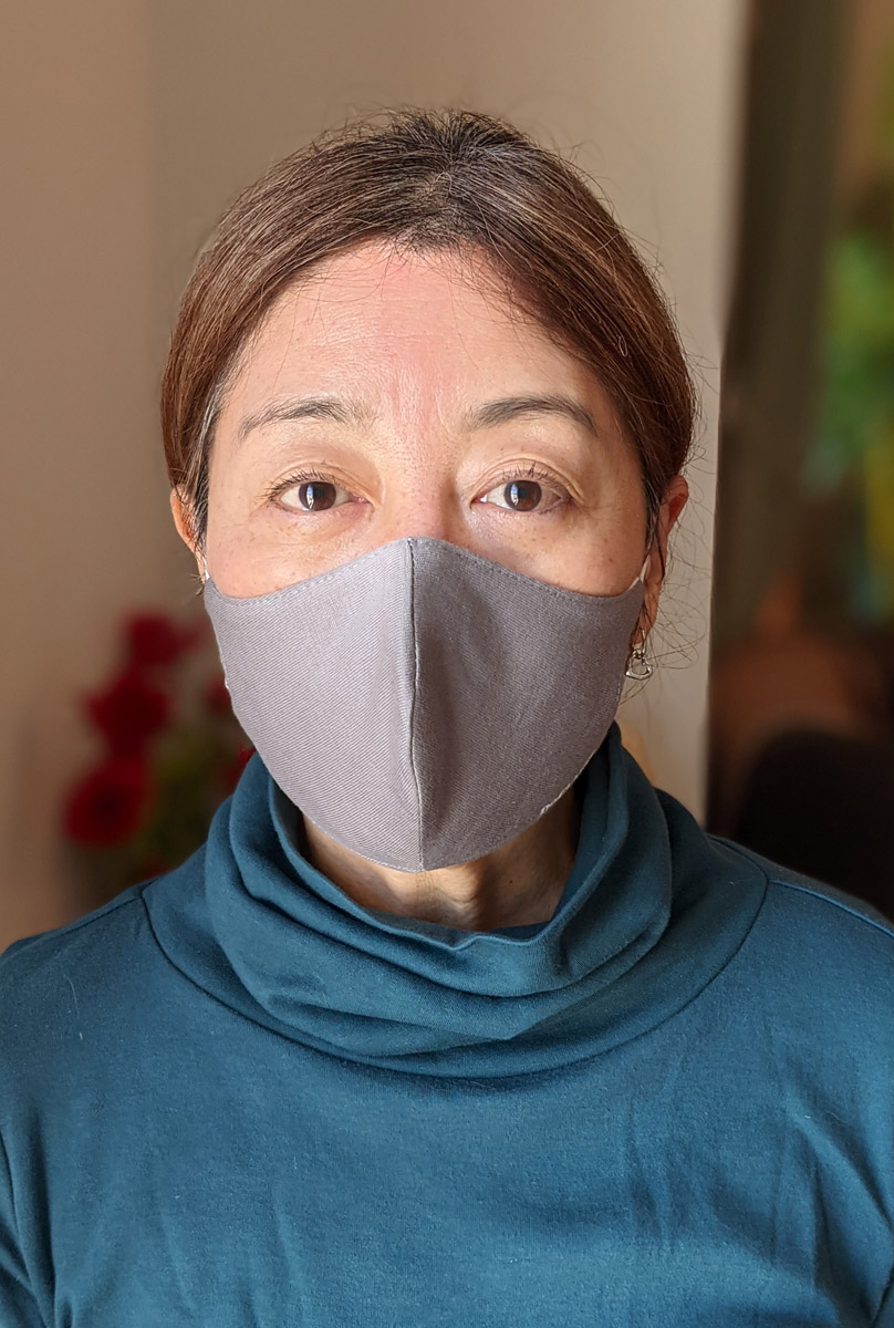 Doガード・抗ウイルス美肌マスクのMサイズ