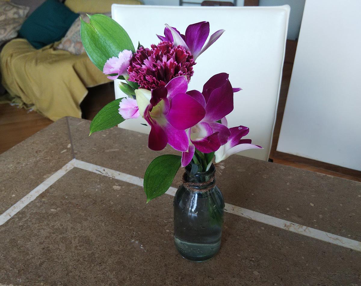 ブルーミーライフの花束