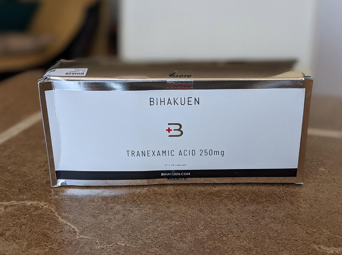 BIHAKUENトラネキサム酸