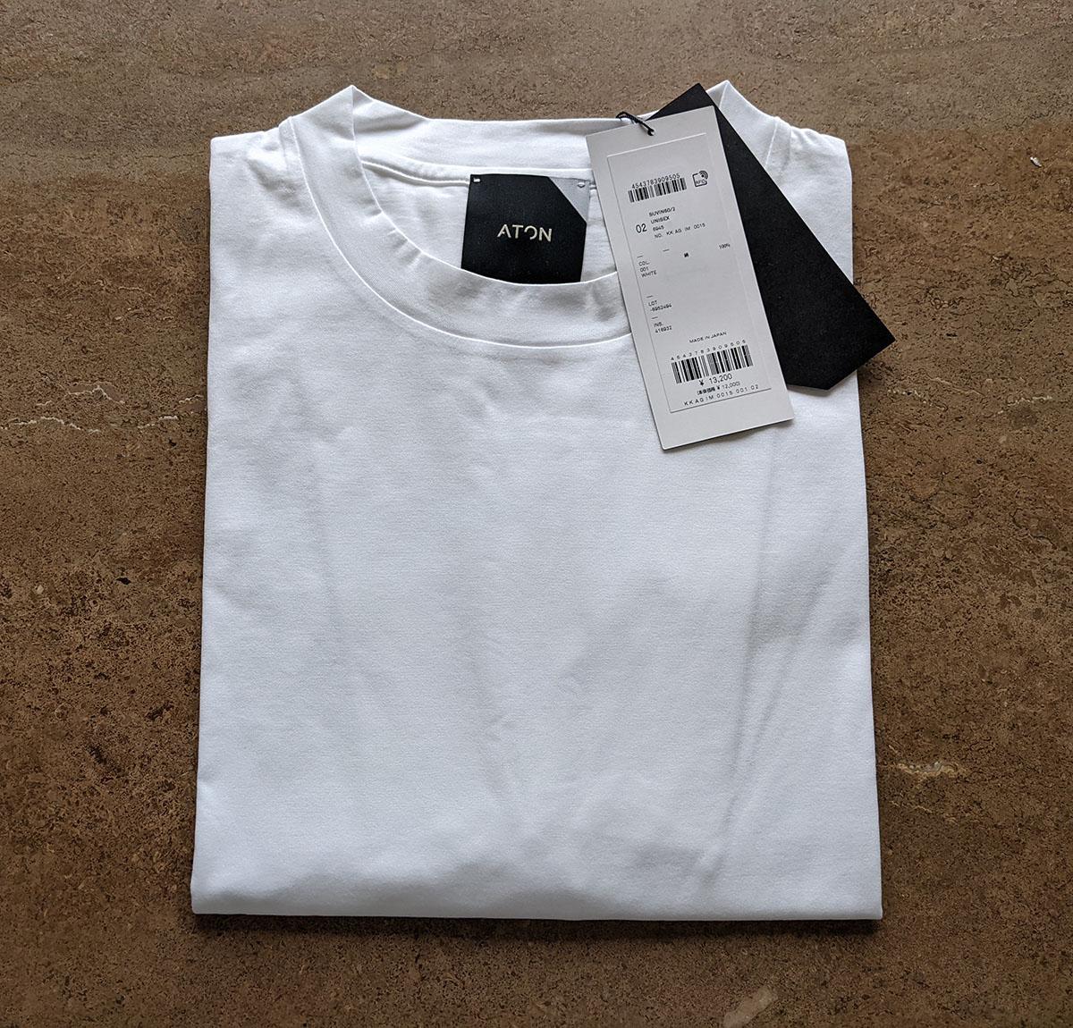 SUVIN60/2 /オーバーサイズTシャツ (UNISEX)