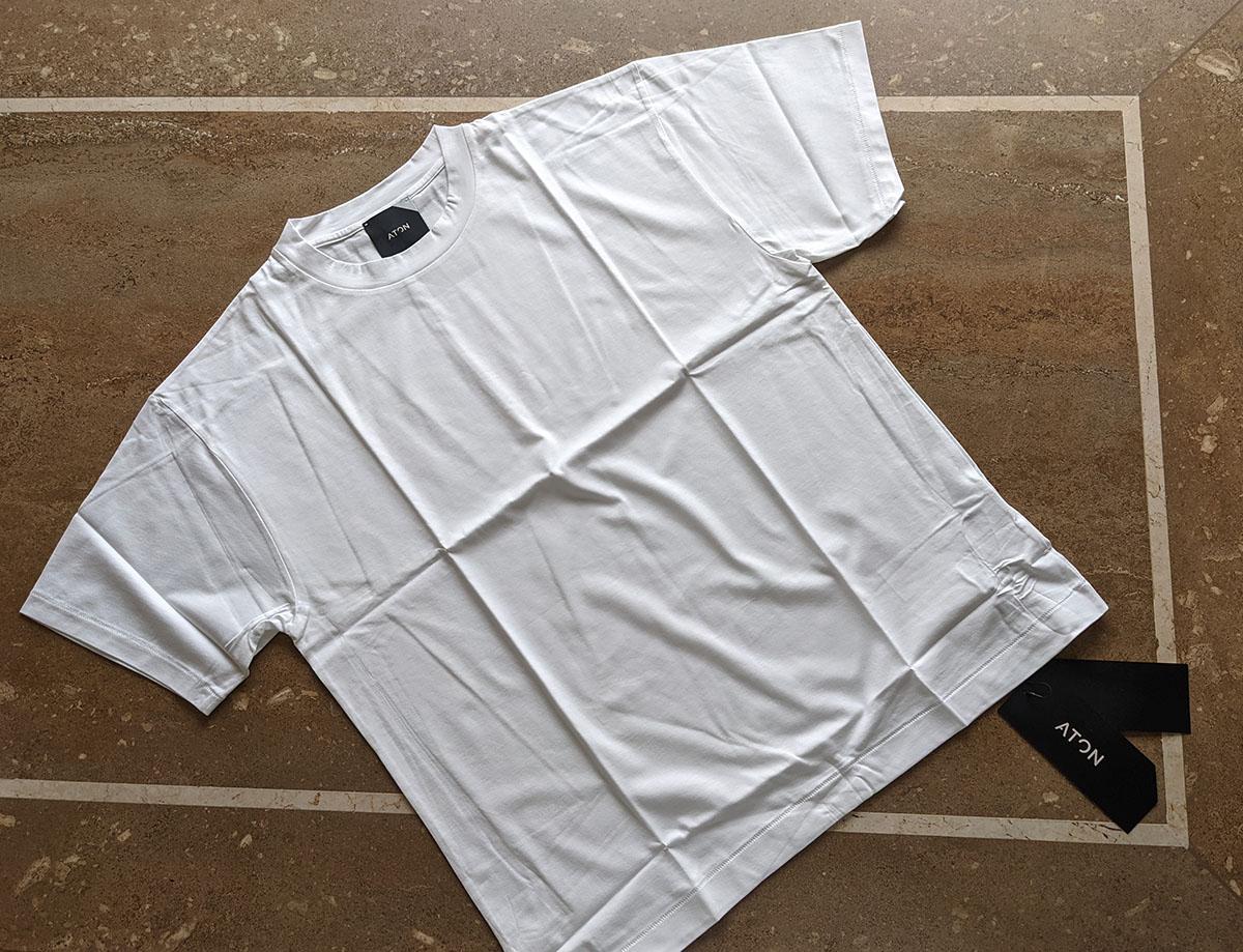 SUVIN60/2 /オーバーサイズTシャツ