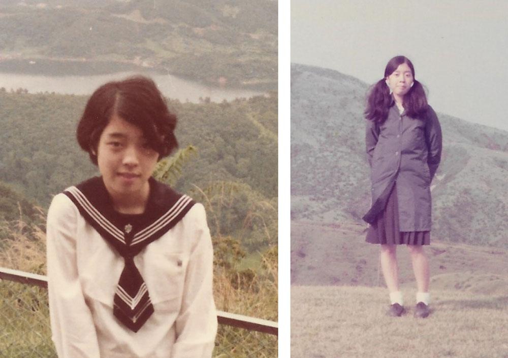 中学時代と高校時代
