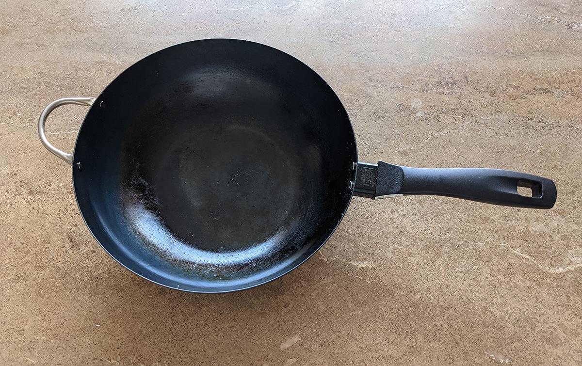匠の技 鉄いため鍋