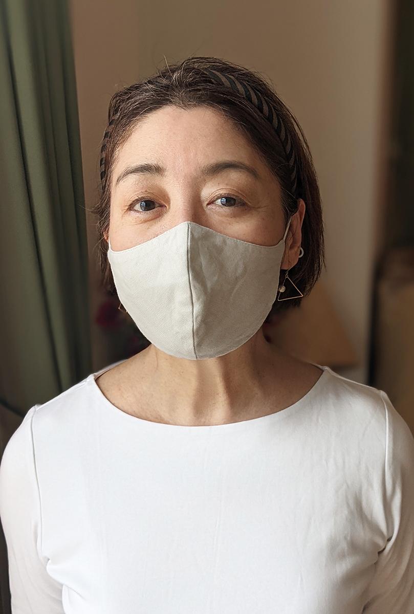 Doガード・NEWフィット抗ウイルス美肌マスク